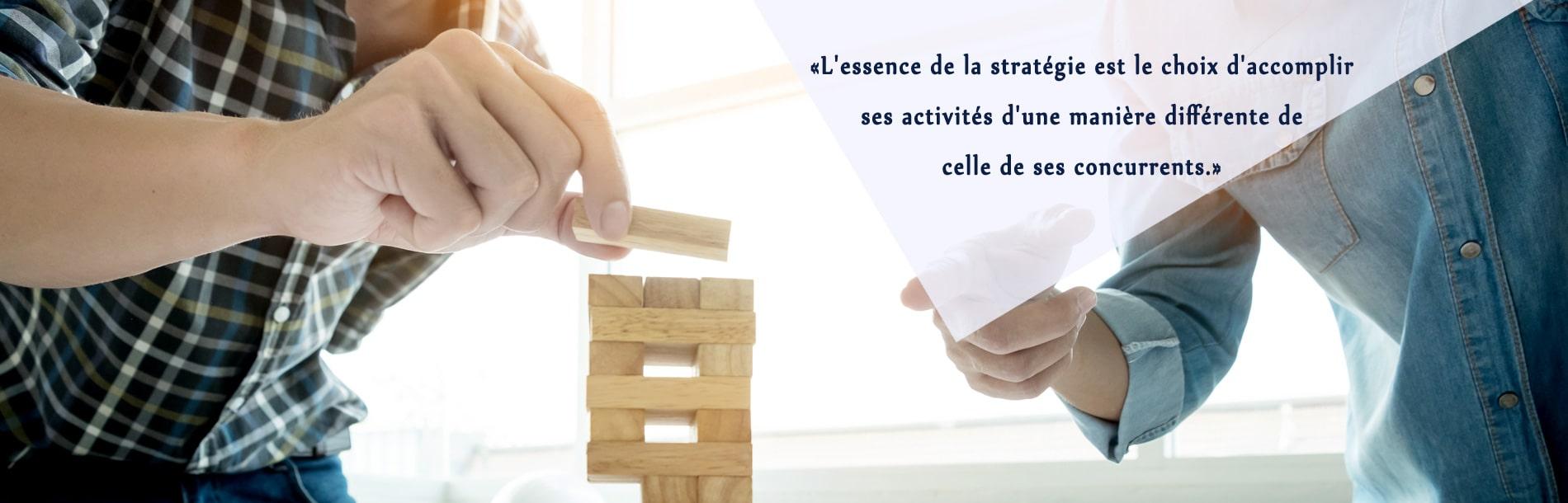 stratégie citation