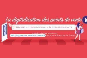digitalisation point de vente